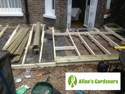 Guaranteed Garden Design Services around Watford WD17
