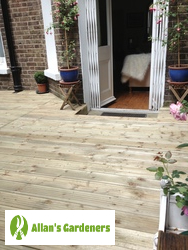 Outstanding Garden Design in the Area of Wandsworth SW18