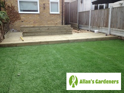 Responsible Garden Designers Services around Romford RM1