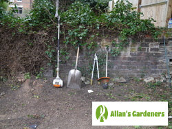 Adept Garden Maintenance in the Area of Nonsuch SM3