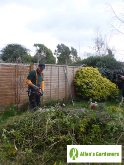 Second-to-none Garden Maintainers around Cray Meadows DA14
